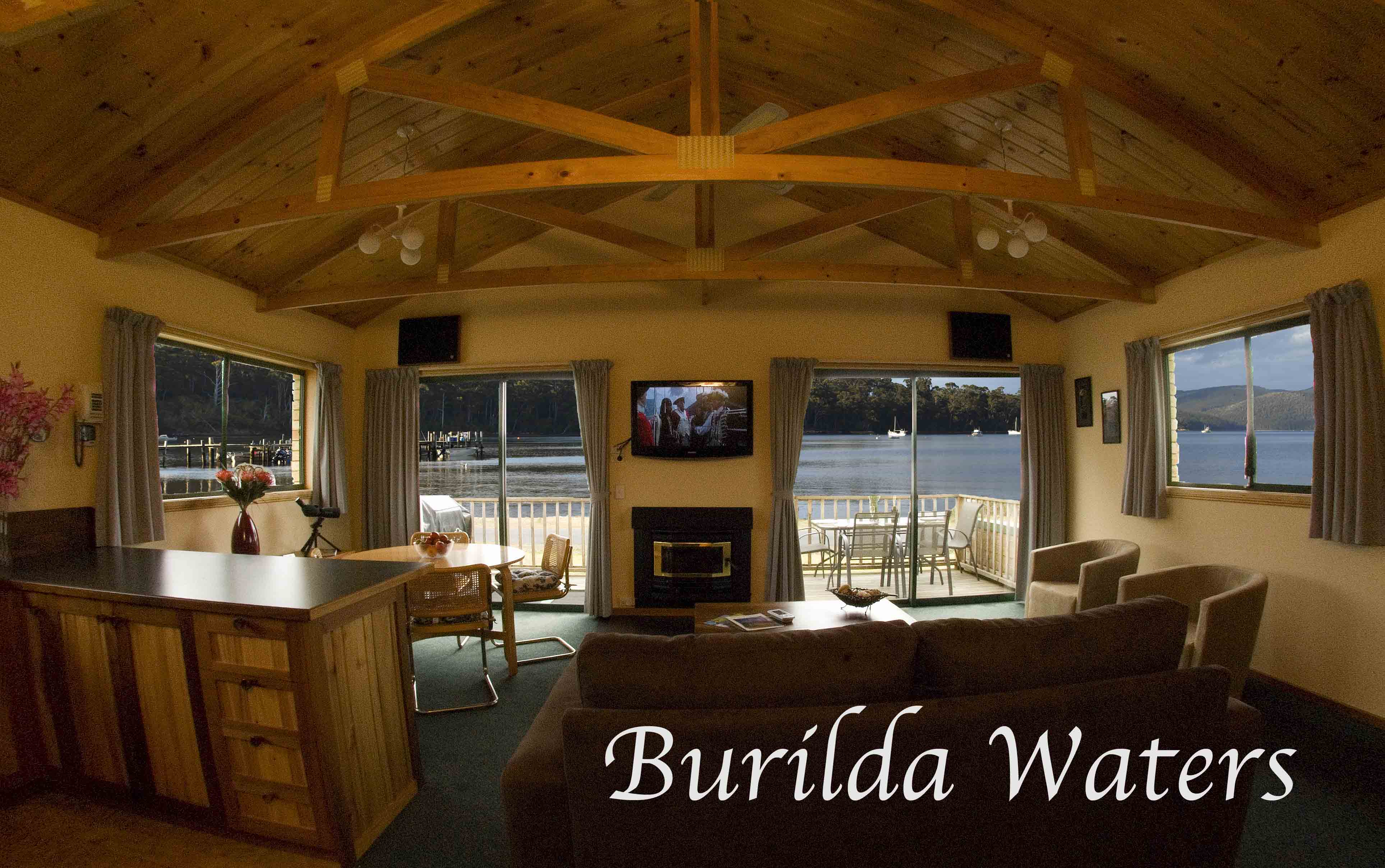 Burilda Waters Port Arthur Waterfront Accommodation - Accommodation in Brisbane
