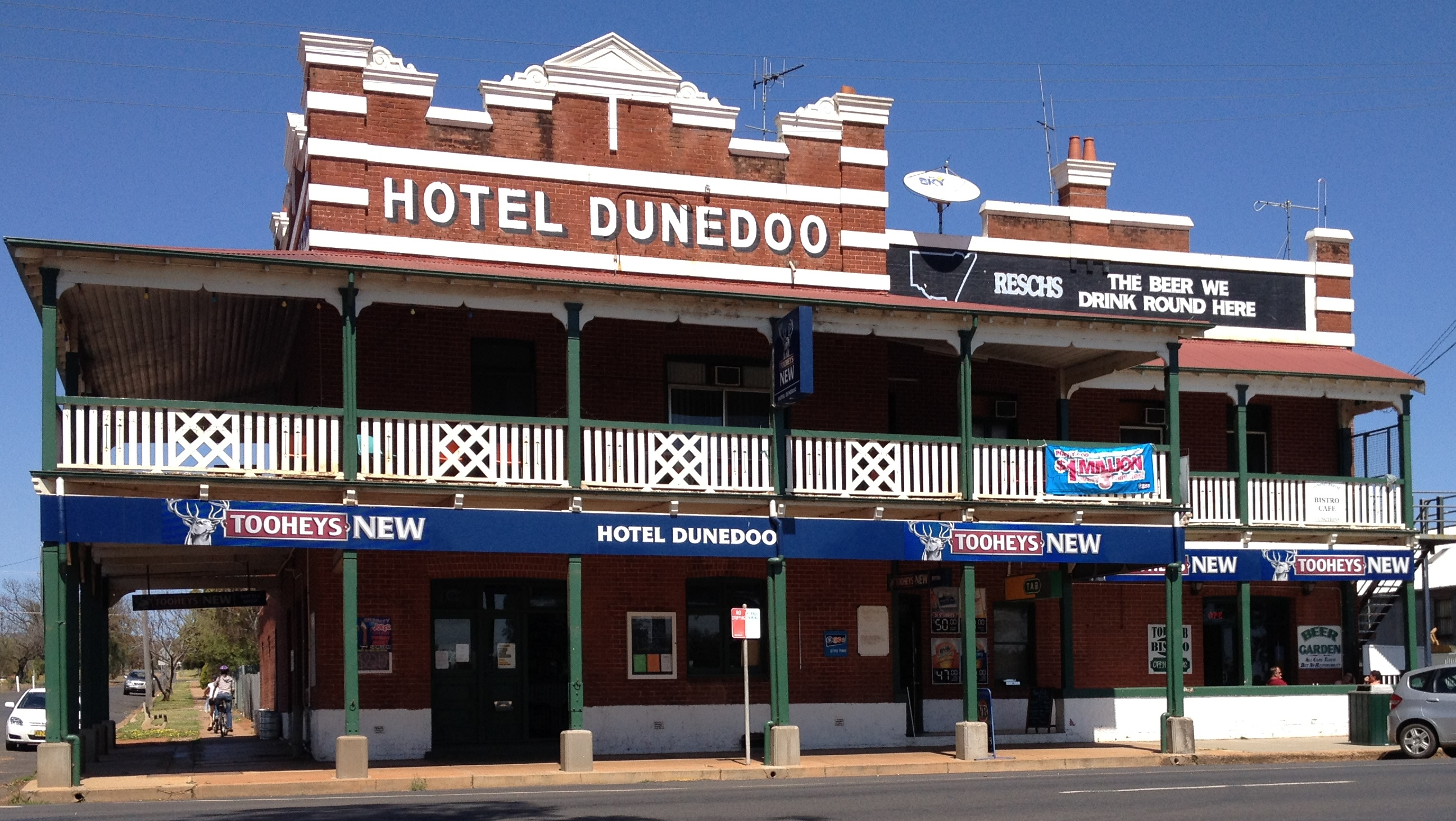 Dunedoo Hotel - Accommodation in Brisbane