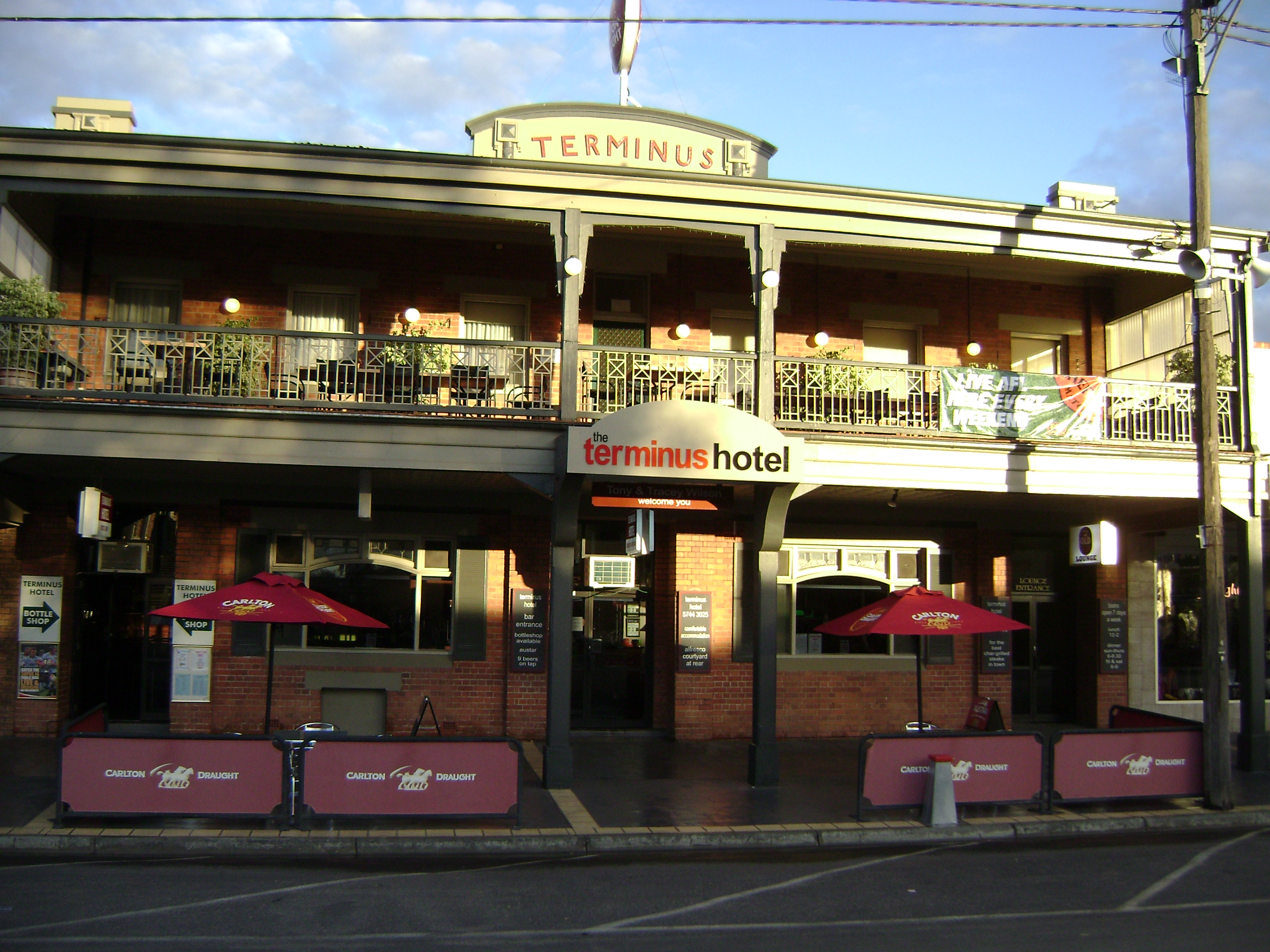 Terminus Hotel - Accommodation in Brisbane
