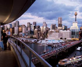 Grand Mercure Apartments Darling Harbour - Accommodation in Brisbane