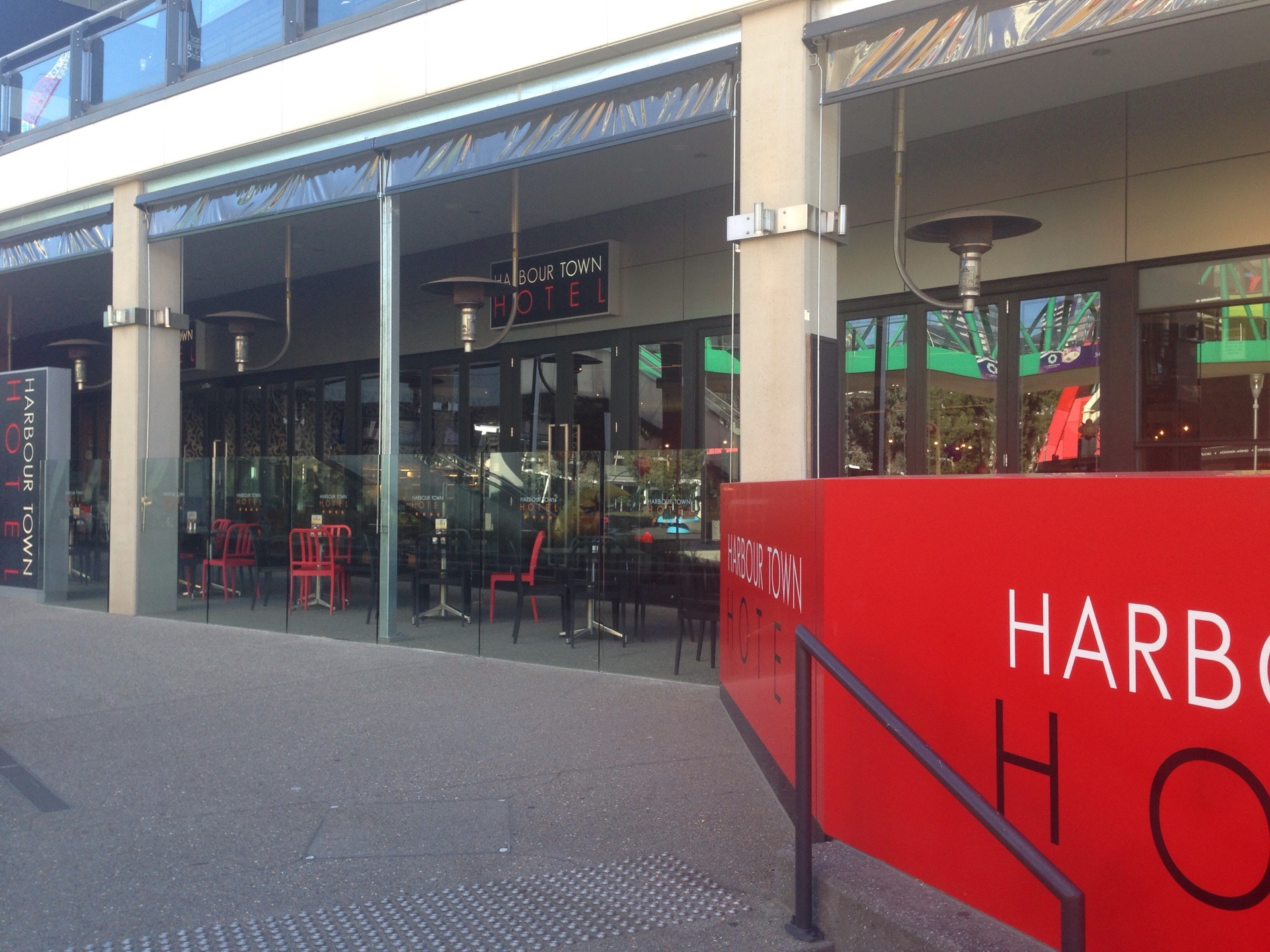 Harbour Town Hotel - Accommodation in Brisbane