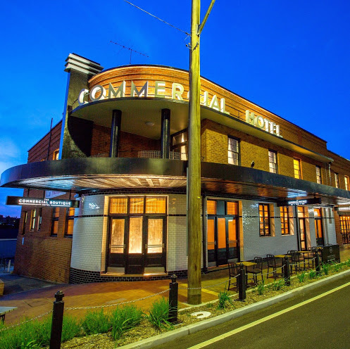 Commercial Boutique Hotel  - Accommodation in Brisbane