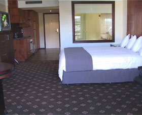 Best Western A Centretown - Accommodation in Brisbane