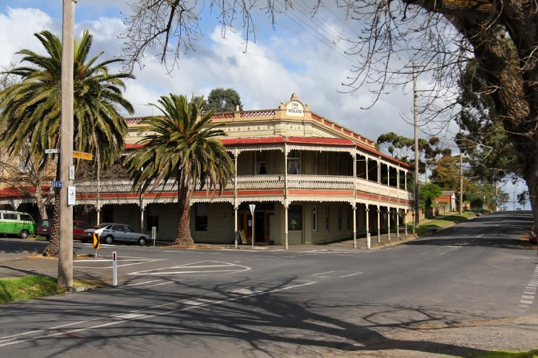The Midland Hotel Castlemaine - Accommodation in Brisbane