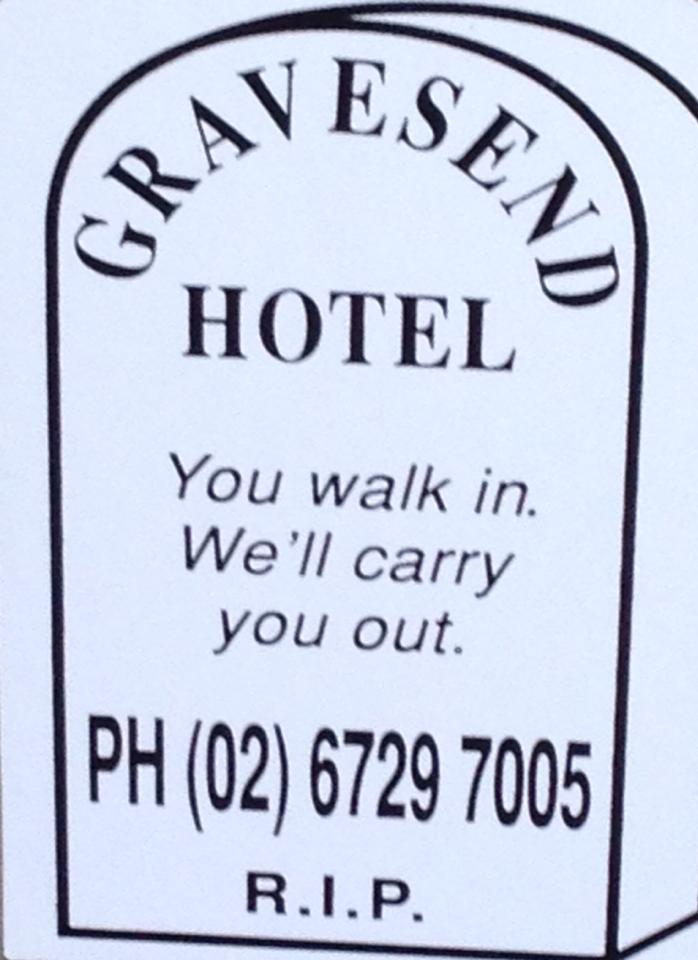 Gravesend Hotel - Accommodation in Brisbane