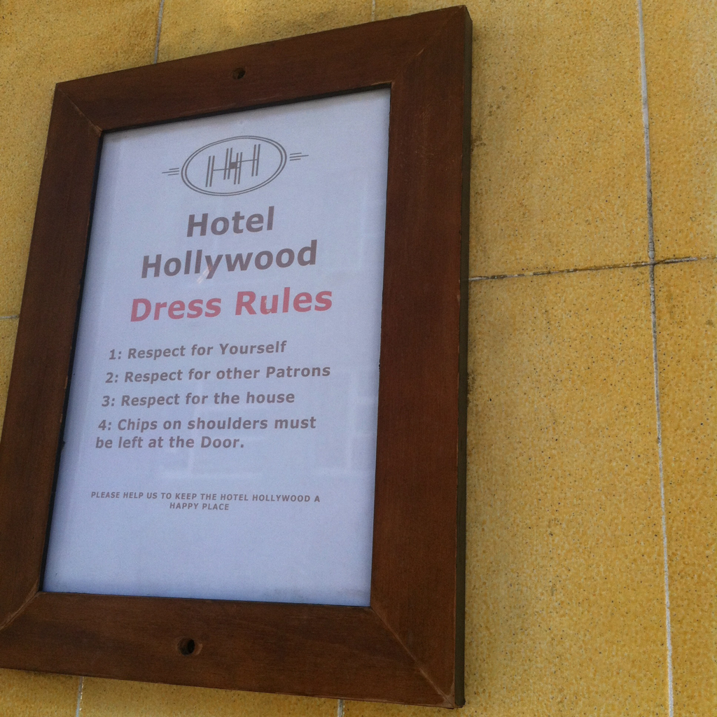 Hollywood Hotel - Accommodation in Brisbane
