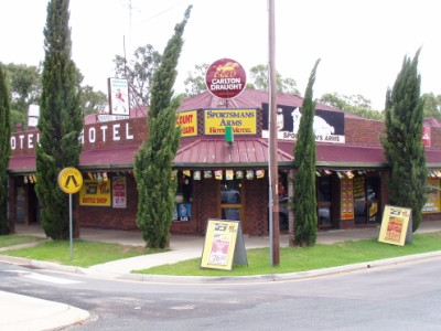 Sportsmans Arms Hotel Motel - Accommodation in Brisbane