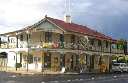 Royal Hotel Mandurama - Accommodation in Brisbane