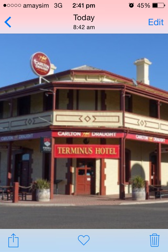 The Terminus Hotel Motel - Accommodation in Brisbane