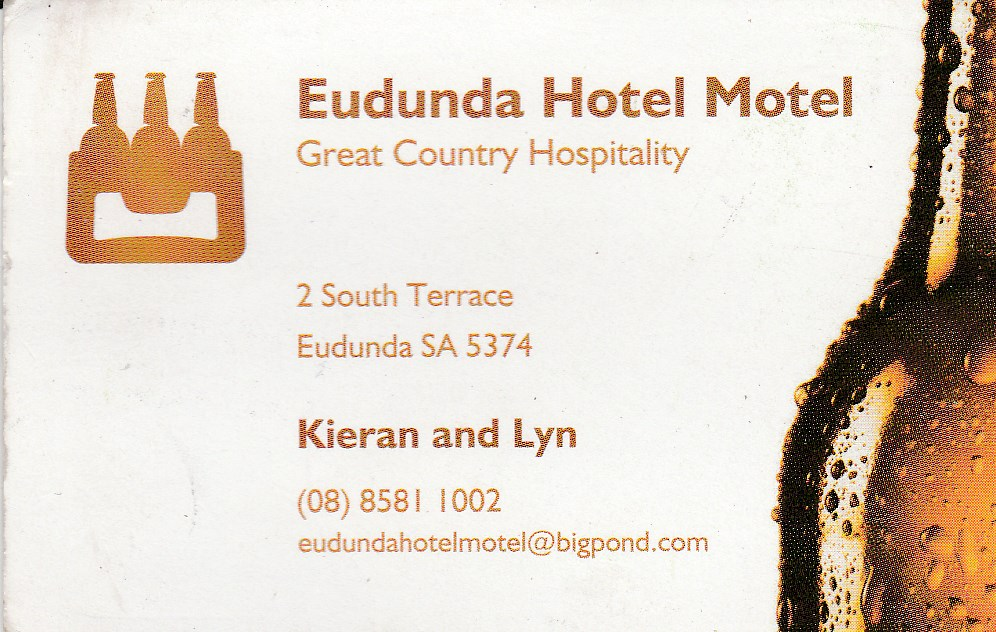 Eudunda Hotel Motel - Accommodation in Brisbane