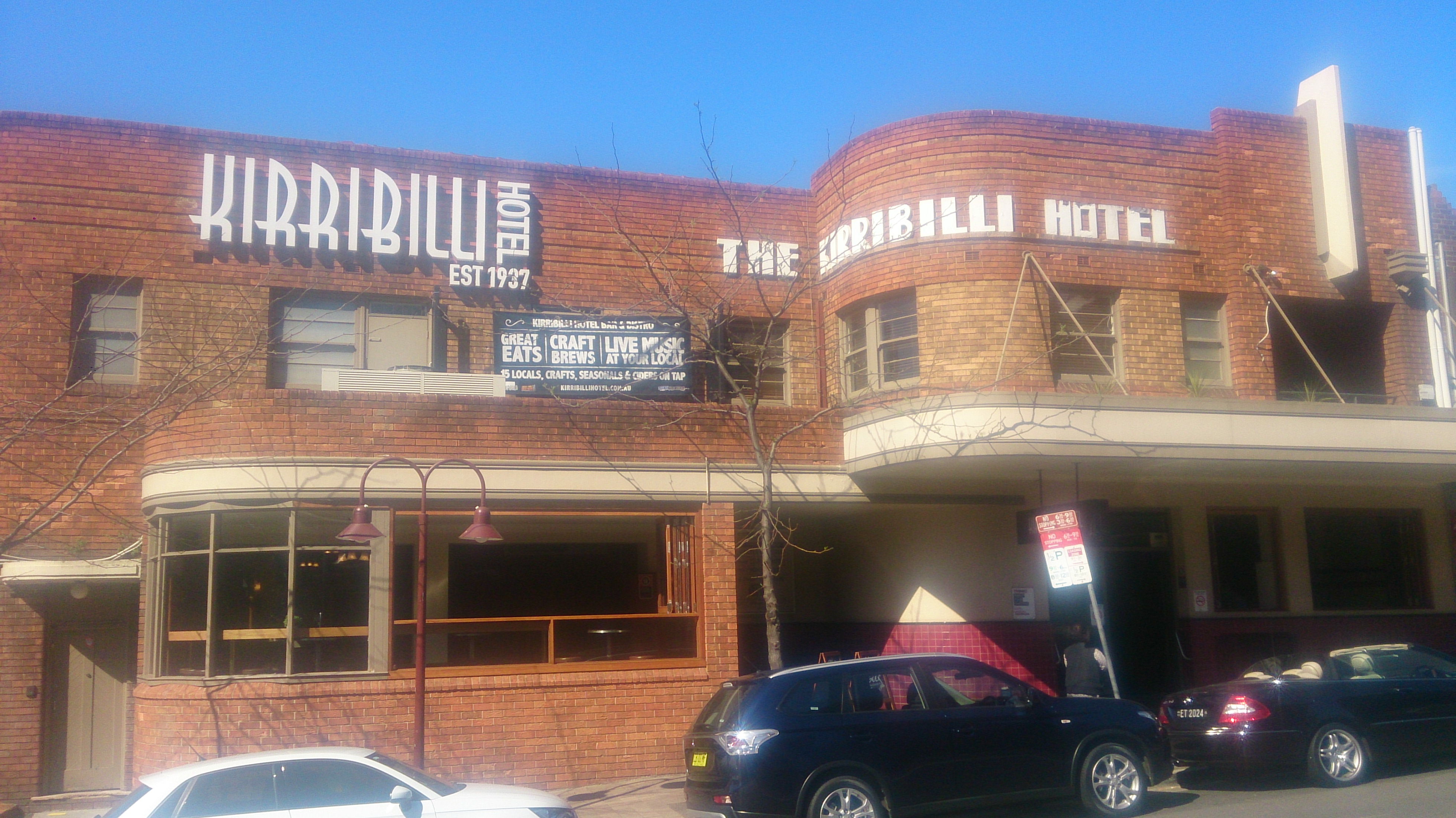 Kirribilli Hotel - Accommodation in Brisbane