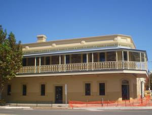 The British Hotel - Accommodation in Brisbane