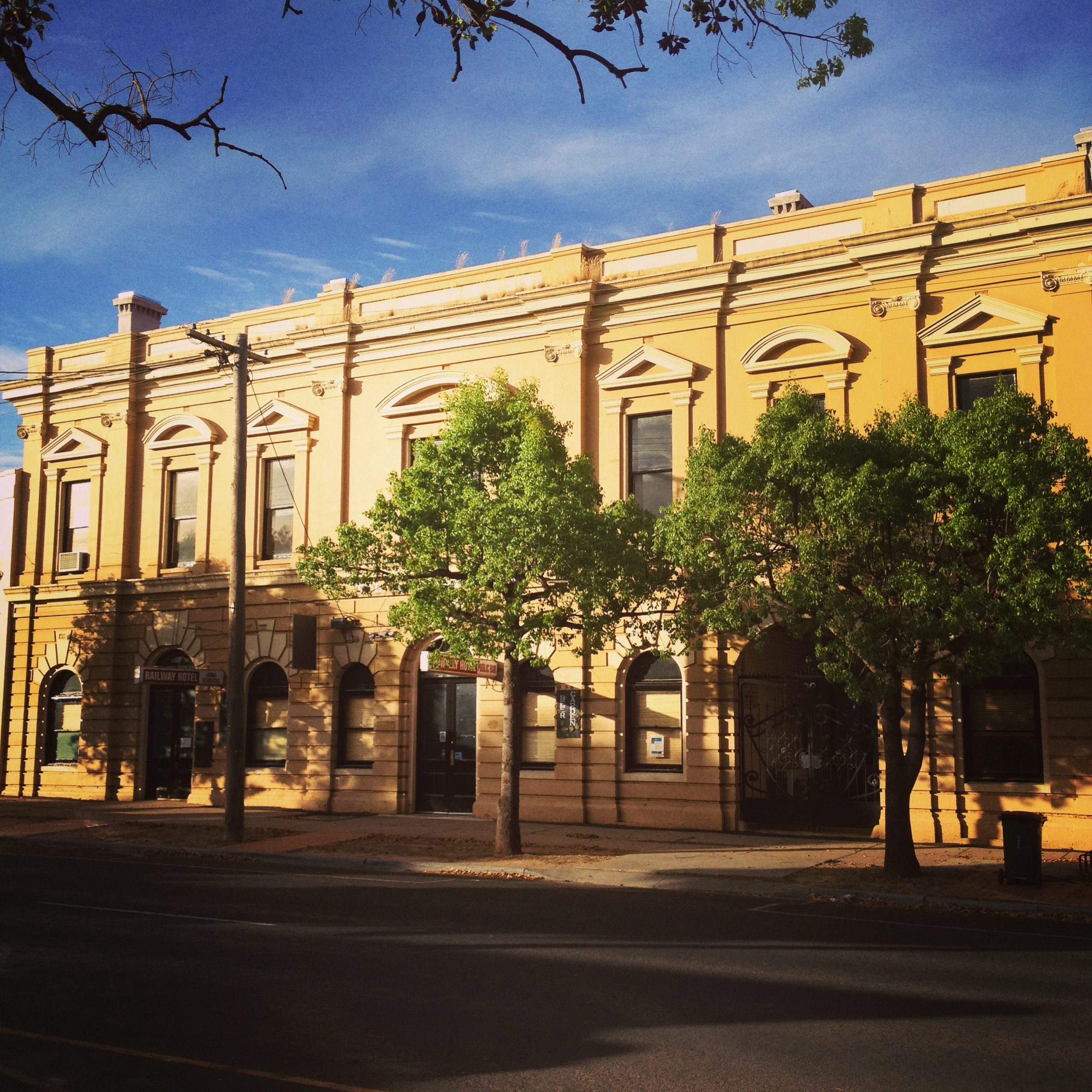 Railway Hotel Dunolly - Accommodation in Brisbane