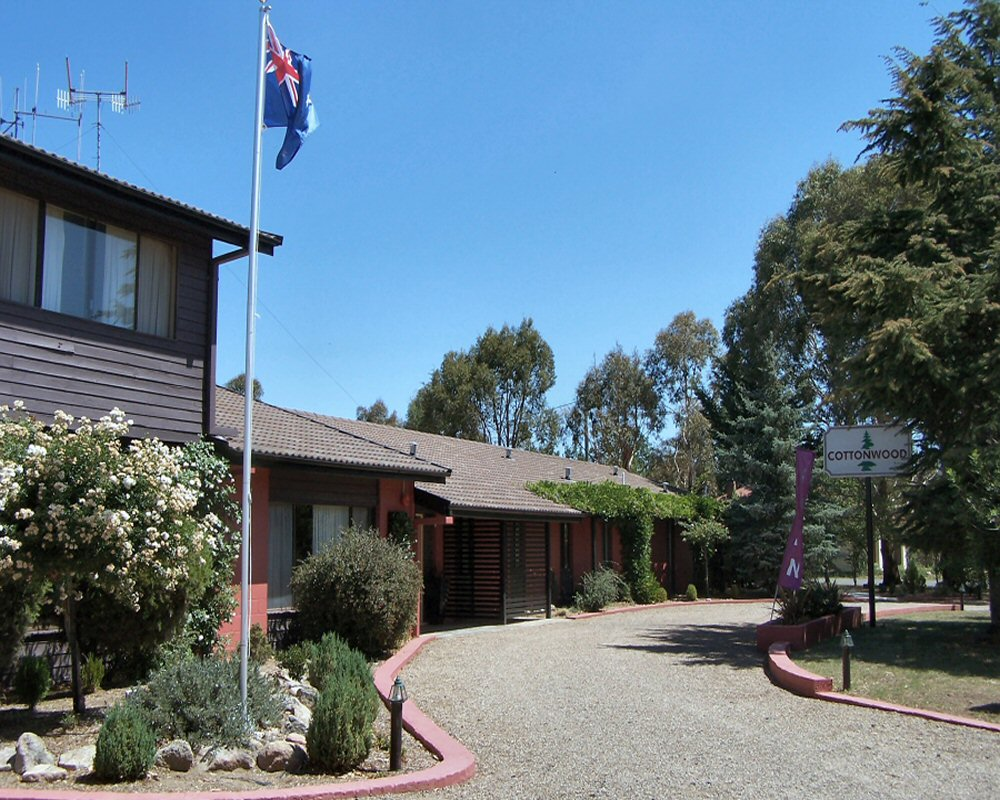 Cottonwood Lodge Motel - Accommodation in Brisbane