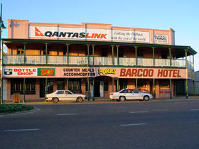 Barcoo Hotel - Accommodation in Brisbane