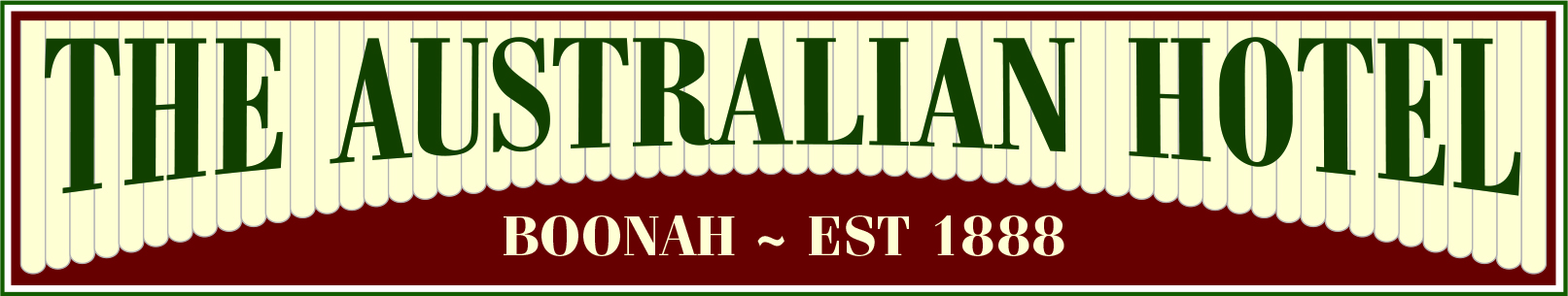 Australian Hotel - Boonah - Accommodation in Brisbane