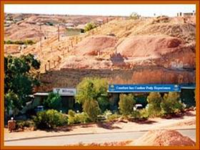 Comfort Inn Coober Pedy Experience Motel - Accommodation in Brisbane