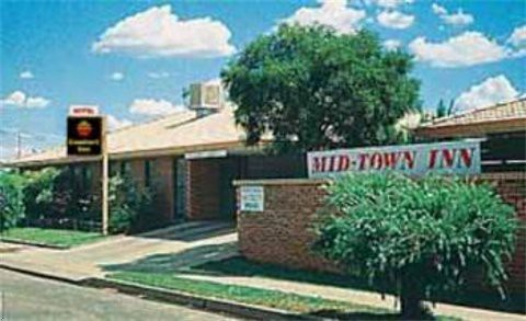 Comfort Inn - Mid Town - Accommodation in Brisbane