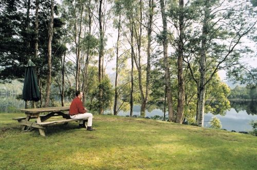 Tullah Lakeside Chalet - Accommodation in Brisbane