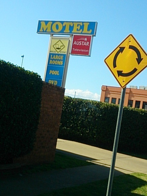 Motel Yambil Inn - Accommodation in Brisbane