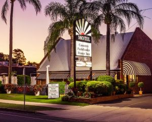 Country Pathfinder Motor Inn - Accommodation in Brisbane