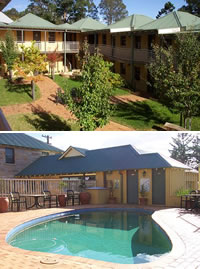 Pioneer Motel Kangaroo Valley - Accommodation in Brisbane