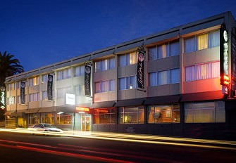 Sandors On The Park - Accommodation in Brisbane