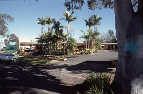 Dawson Motor Inn - Accommodation in Brisbane