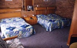 Border Motel - Accommodation in Brisbane