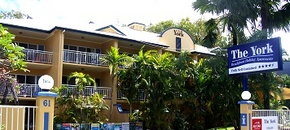 The York Beachfront Holiday Apartments - Accommodation in Brisbane