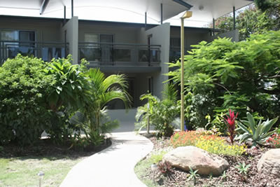 Apartments  Toolooa Gardens Motel - Accommodation in Brisbane