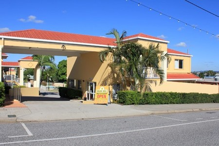 Harbour Sails Motor Inn - Accommodation in Brisbane