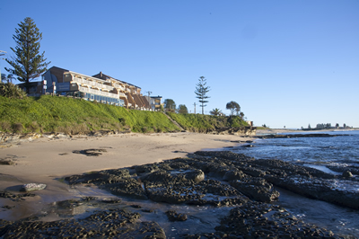 Oceanfront Motel - Accommodation in Brisbane