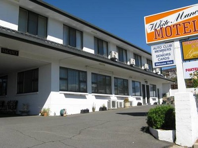 White Manor Motel - Accommodation in Brisbane