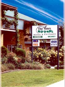 The Vines - Accommodation in Brisbane