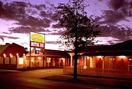 Dalby Mid Town Motor Inn - Accommodation in Brisbane