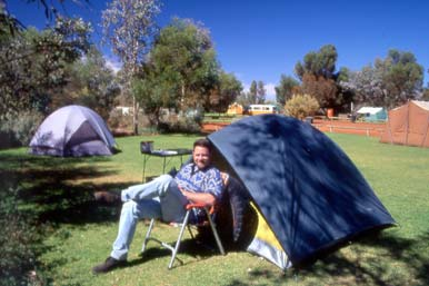 Voyages Ayers Rock Camp Ground - Accommodation in Brisbane