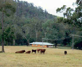 Shute Hill Country Retreat - Accommodation in Brisbane