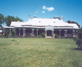 Coombing Park Homestead - Accommodation in Brisbane