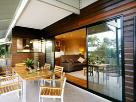 Sereno Luxury Villas - Accommodation in Brisbane