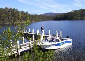 Blue Waters Holiday Cottages - Accommodation in Brisbane