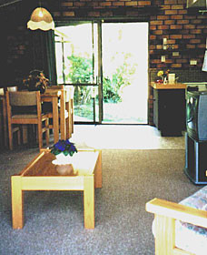 Falls Forest Retreat - Accommodation in Brisbane