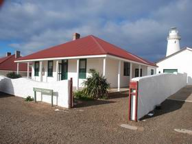Cape Willoughby Lighthouse Keepers Heritage Accommodation - Accommodation in Brisbane