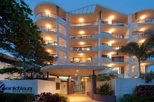 Meridian Alex Beach Apartments - Accommodation in Brisbane