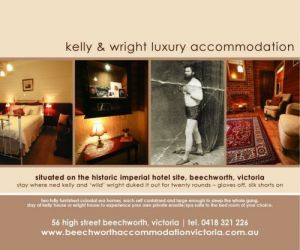 Beechworth Accommodation Victoria - Accommodation in Brisbane