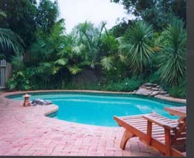 Caseys Lane Luxury Retreat - Accommodation in Brisbane