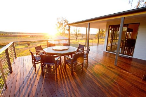 Stockton Rise Country Retreat - Accommodation in Brisbane