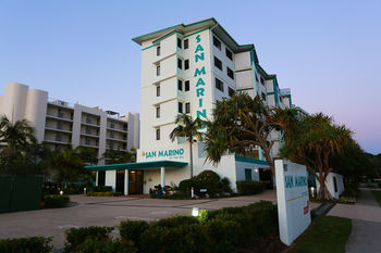 San Marino By The Sea Apartments - Accommodation in Brisbane