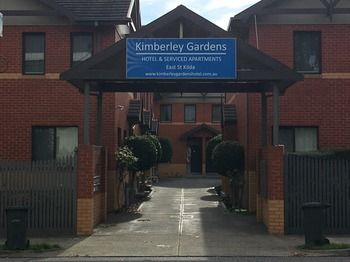 Kimberley Gardens Hotel & Serviced Apartments