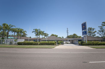 Colonial Terrace Motor Inn - Accommodation in Brisbane